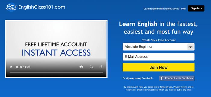 คอร์สเรียนภาษาอังกฤษฟรี