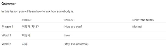 เรียนภาษาเกาหลีด้วยตัวเอง, คอร์สเรียนภาษาเกาหลี, เรียนภาษาเกาหลีที่บ้าน, รีวิว KoreanClass101