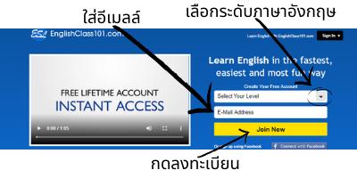 เรียนภาษาอังกฤษเบื้องต้น EnglishClass101