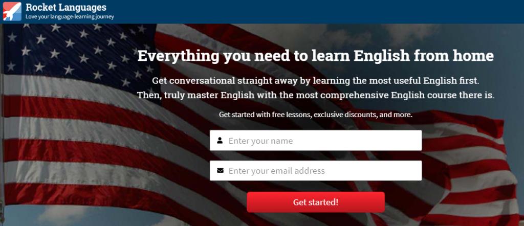 เรียนภาษาอังกฤษออนไลน์ดีไหม, Rocket Languages, เรียนภาษาอังกฤษที่ไหนดี